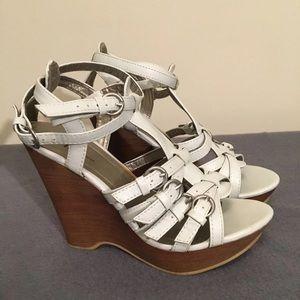 Womens wedge heels